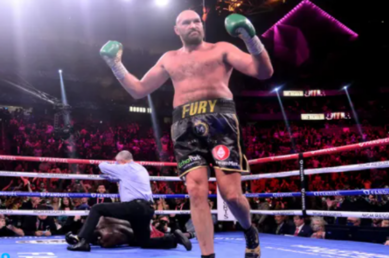 I'm the greatest heavyweight of my era, without a doubt – Tyson Fury