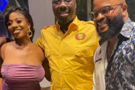 Millionaire meets Billionaire: Moments Whitemoney spotted hanging out with Obi Cubana