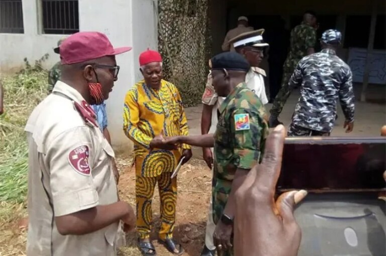 Anambra killings: Army launches 'Exercise Golden Dawn'